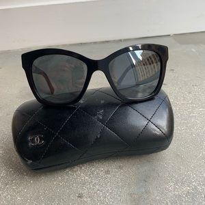 Chanel 5313 Cat eye sunglasses